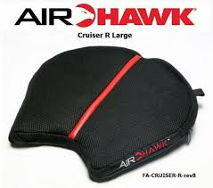 Airhawk Motorcycle Seat Cushion Fit Chart Details About Airhawk Motorcycle Seat Cushion Cruiser R Large Fa Cruiser R Revb