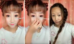 and we are sure that after seeing this before and after makeup transformations you will never be able to trust any women