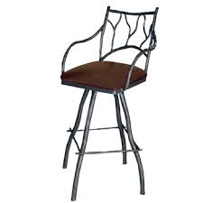wrought iron bar chairs. Branches Bar Stool - Large Wrought Iron Chairs A