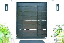 fascinating exterior glass doors modern glass front door modern glass entry doors beveled glass front door