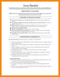 Preschool Teacher Assistant Resume Resume Teacher Assistant Graduate Teaching Assistant Sample Resume 21