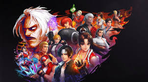 the king of fighters wallpaper hd