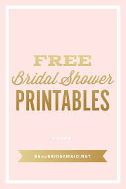 Printable Bridal Shower Gift List Template Mylene Espiritu 709emr On Pinterest