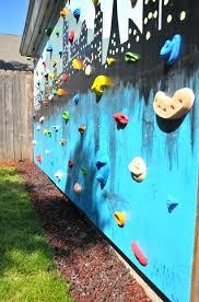 backyard climbing wall backyard climbing wall tutorial backyard rock climbing wall for backyard climbing wall