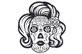Remember, we include assembly videos for all of our free svg files, you'll find them on the product page just below. Sugar Skull Svg Cut File By Creative Fabrica Crafts Creative Fabrica