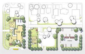 Drawings Site George W Bush Childhood Home