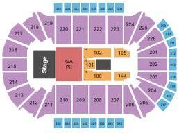 Resch Center Tickets And Resch Center Seating Chart Buy
