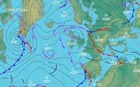 Isobar Chart Synoptic Weather Charts Weather And Climate