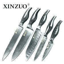 Set Couteaux De Cuisine Couteau De Cuisine Bloc Couteaux Avec 7