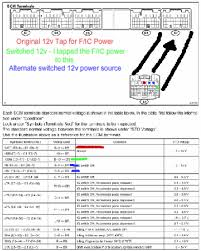 p0341 and draining battery after install of aem fic solution pg Aem Fic Wiring Diagram should be pretty easy to differentiate, just unsolder the f ic power wire from the pin (shown in red) and move it to any of the other switched 12v sources aem fic wiring diagram