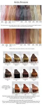 18 Shades Of Hair Color Show