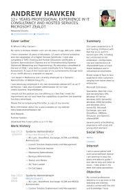 Systems Administrator Resume Samples Visualcv Resume Samples Database