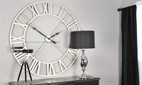 oversized contemporary wall clocks  decorative large contemporary