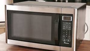 amana amc2166as countertop microwave review good enough isn t quite good enough