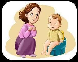 Resultado de imagen de padres positivos control esfínteres