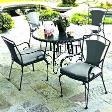 cast iron outdoor dining set iron patio furniture set wrought iron outdoor dining table patio table