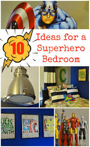 Superheroes Bedroom 10 Ideas For A Superhero Bedroom Transformation