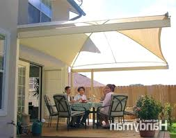 Deck Awning Ideas How To Shade Your Or Patio The Family Handyman