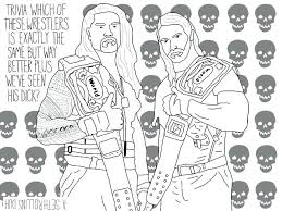 Wwe Coloring Pages Coloring Pages Printable John Colouring Wrestling