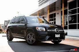 Long wheelbase, striking suv design: Review 2020 Mercedes Benz Glb 250 4matic M G Reviews