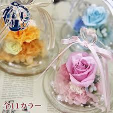 entering carnation preserved flower glass dome gift glass dome glasscase name name that i enter