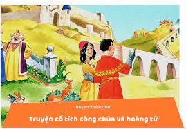 Truyện cổ tích công chúa và hoàng tử - Truyện hay cho bé