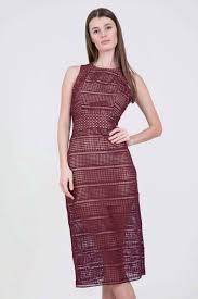 Designer Long Midi Dresses Rent Keepsake Sweet Nothing Midi Dress In Dubai Designer 24