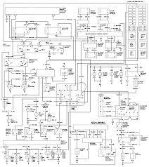 93 ford ranger wiring diagram 1993 for 95