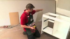 Bunnings Bathroom Vanity How To Install A Bathroom Vanity Diy At Bunnings Youtube