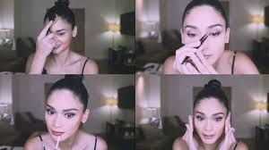 pageant look makeup tutorial with miss universe 2016 pia wurtzbach