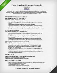 Marketing Database Analyst Sample Resume Marketing Database