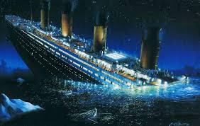 Смерть корабля версии гибели Титаника