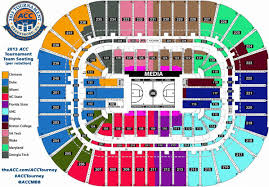 Nc State Seating Chart