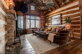 Ranch Living Room Home Of The Week Bar Triangle Ranch Best In American Living