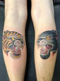Traditional Tiger And Panther Imgur