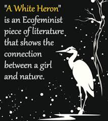 a white heron by sarah orne jewett summary symbolism and analysis  a white heron by sarah orne jewett summary symbolism and analysis
