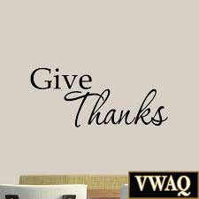 home wall es verses give thanks decal wall art e inspirational wall decals family faith words