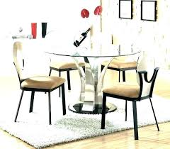 modern round dining table for 6 modern round dining table and chairs modern round dining table
