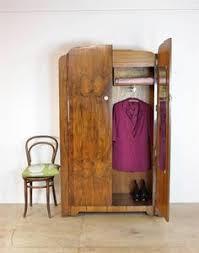 vintage antique furniture wardrobe walnut armoire. beautiful art deco walnut wardrobe vintage antique furniture armoire a