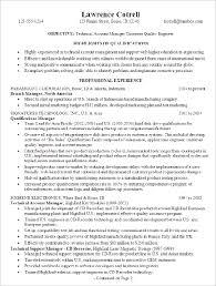 Customer Quality Engineer Sample Resume Strikingly Customer Quality Engineer Sample Resume Homey Inspiration 2