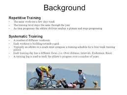 Cycling Training Tools Ethan Kopacz Cs 470 System Includes A
