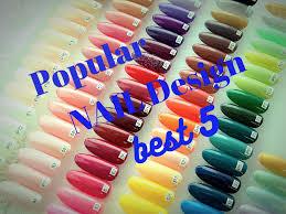 5 Nail Designs Japanese Nail Art Top 5 Popular Designs 2019 Japan Web
