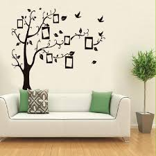 Small Picture Home Decor Wall Sticker Home Black Tree Design Wall Stickers 5070