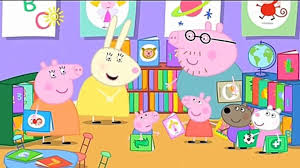 Peppa Pig Colouring Games To Play L L L