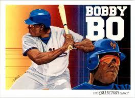 1993 Upper Deck Collectors Choice Bobby Bo #826 on Kronozio
