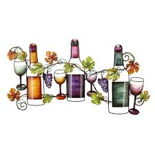 newest g vine metal wall art for uma gs and vines wine wall decori would put