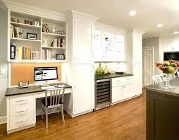 Kitchen Desks Built In Desk In Kitchen Built In Desks In Kitchens Mesmerizing Kitchen Desk Ideas