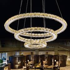 modern diamond chandelier modern chandelier led crystal ring chandelier ring crystal