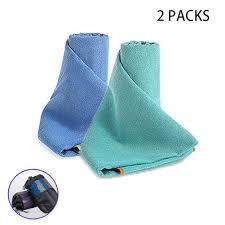Ultra Light Towel Amazon Com Microfiber Towel Fast Drying Ultra Light