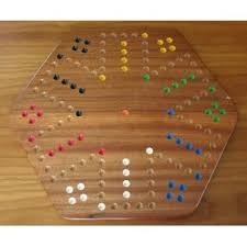 Wooden Marble Game Board Aggravation Wooden Board Games page 100 29